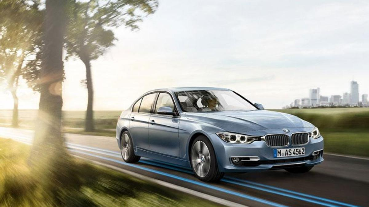 Bmw ActiveHybrid 3 #21