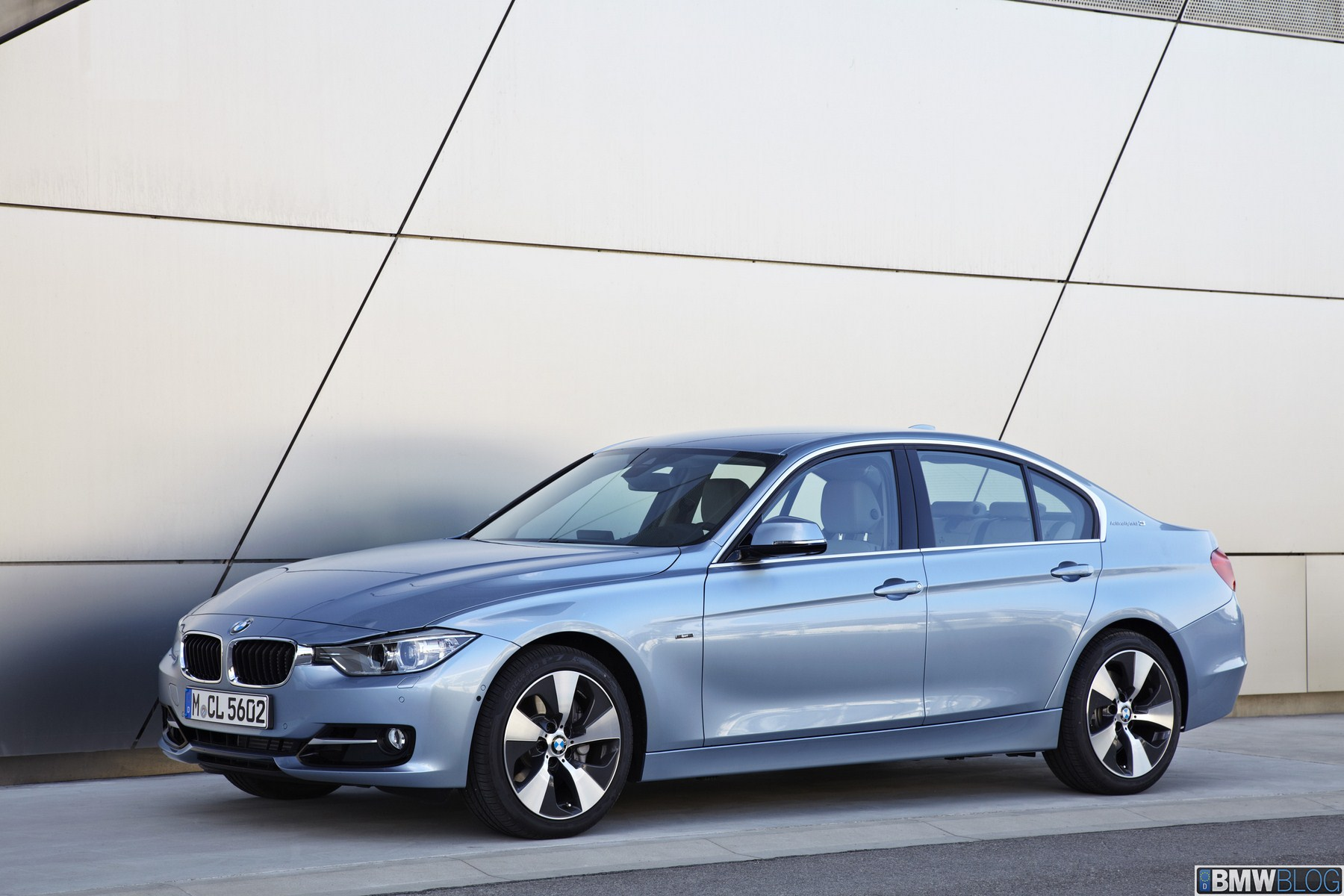 BMW ActiveHybrid 3 #19