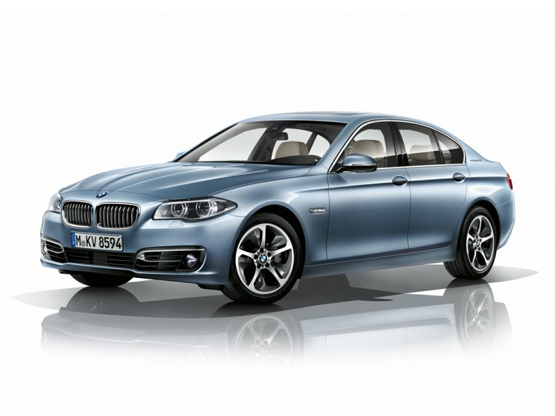 Bmw Activehybrid 5 #1