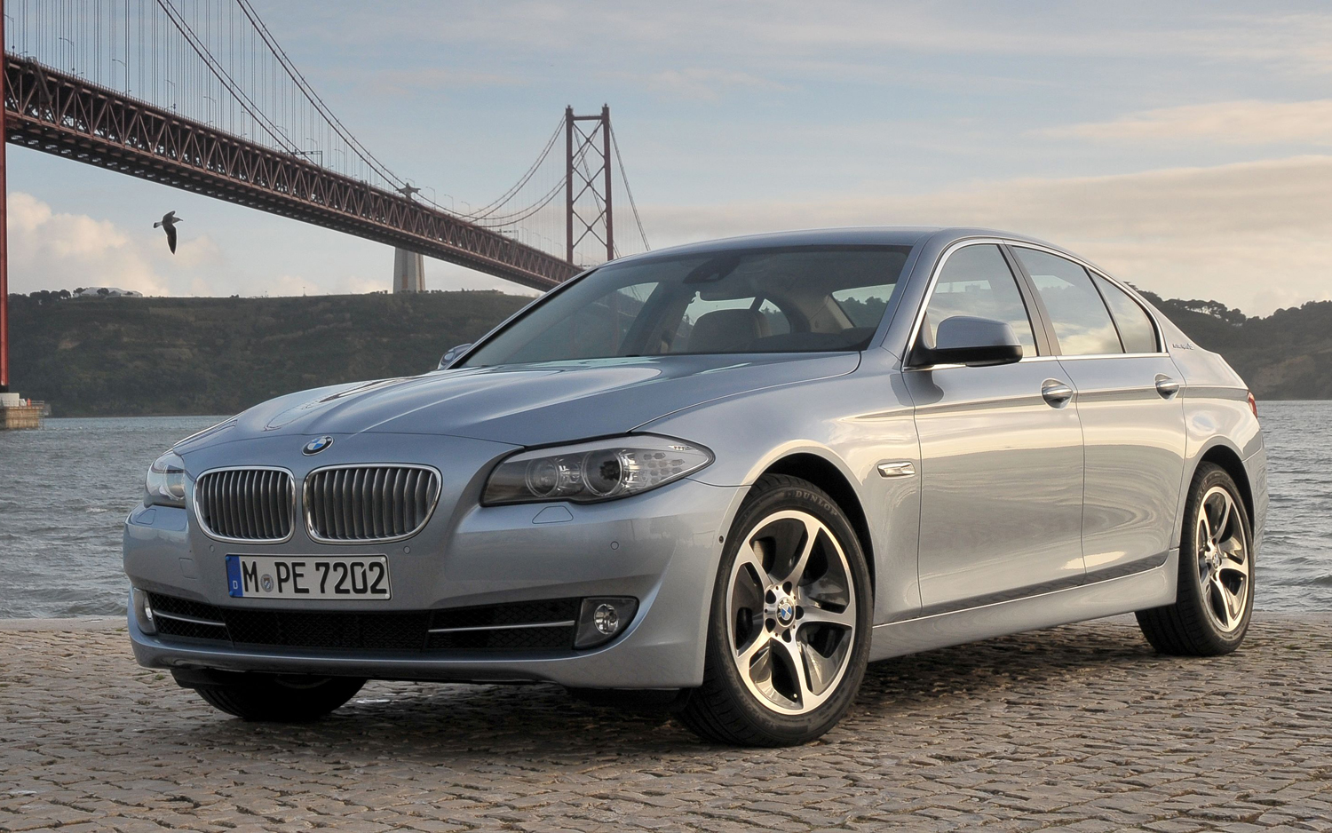 Bmw Activehybrid 5 #7