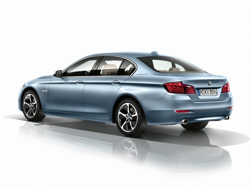 Bmw Activehybrid 5 #3