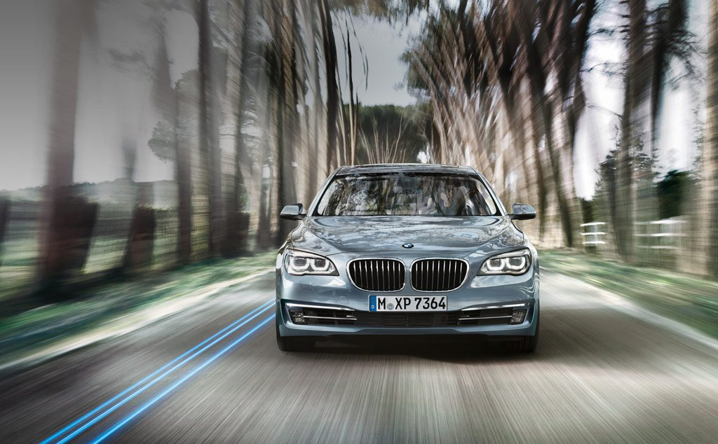 Bmw Activehybrid 7 #4