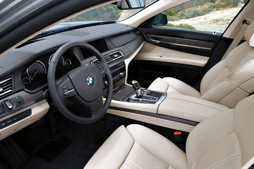 Bmw Activehybrid 7 #3