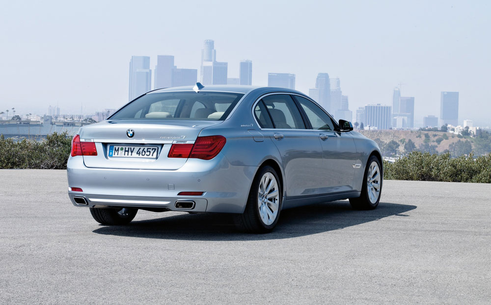 Bmw Activehybrid 7 #12