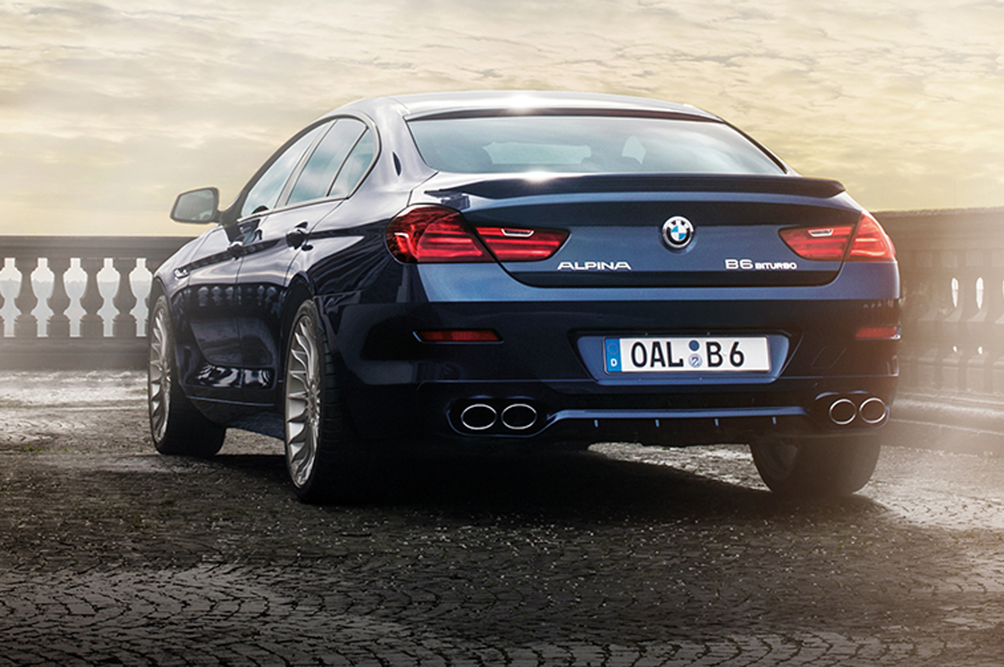 Bmw Alpina B6 Gran Coupe #5