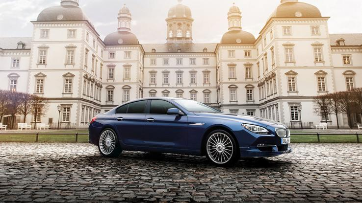 Bmw Alpina B6 Gran Coupe #3