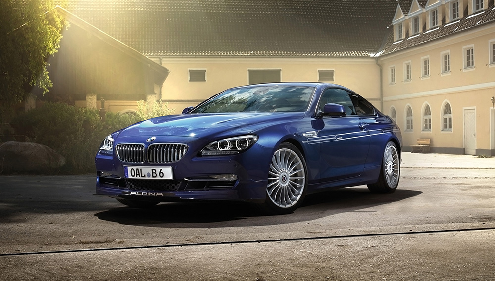 Bmw Alpina B6 Gran Coupe #6