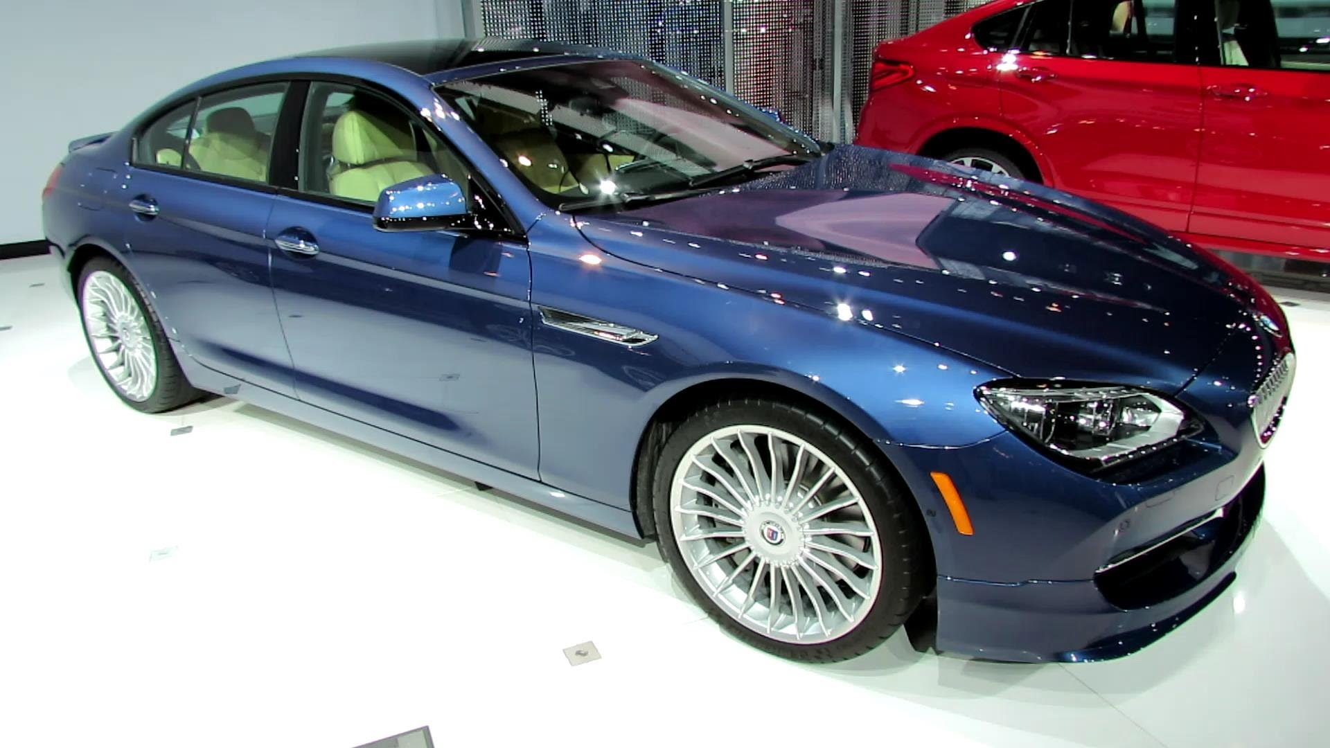 Bmw Alpina B6 Gran Coupe #4