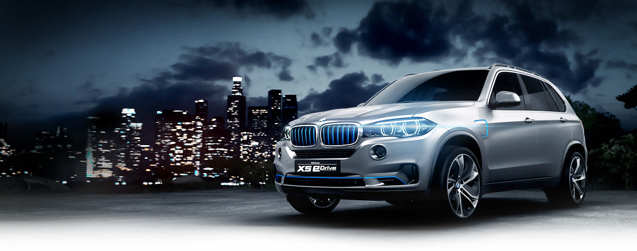 BMW X5 Edrive #2