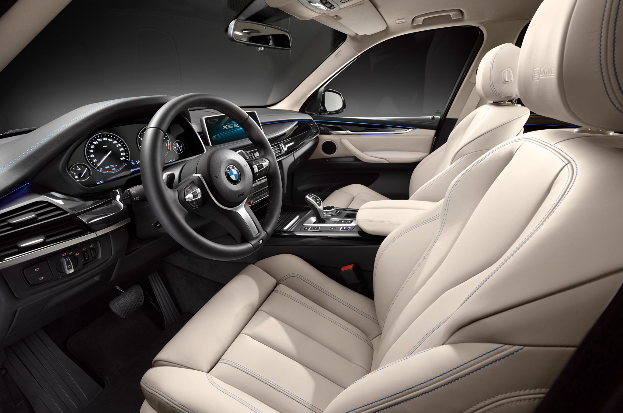 BMW X5 Edrive #6