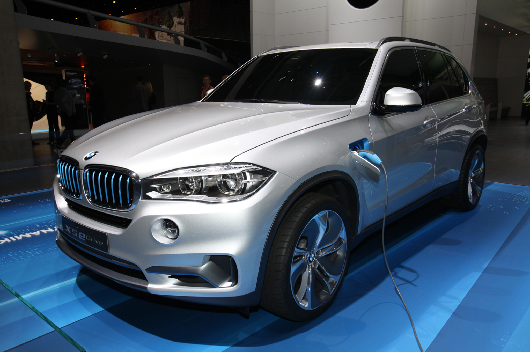 BMW X5 Edrive #3
