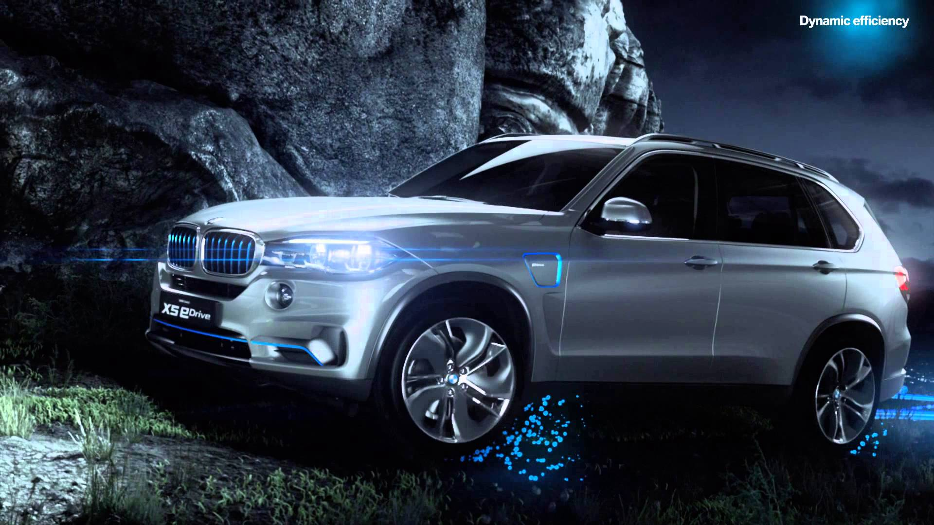 BMW X5 Edrive #5