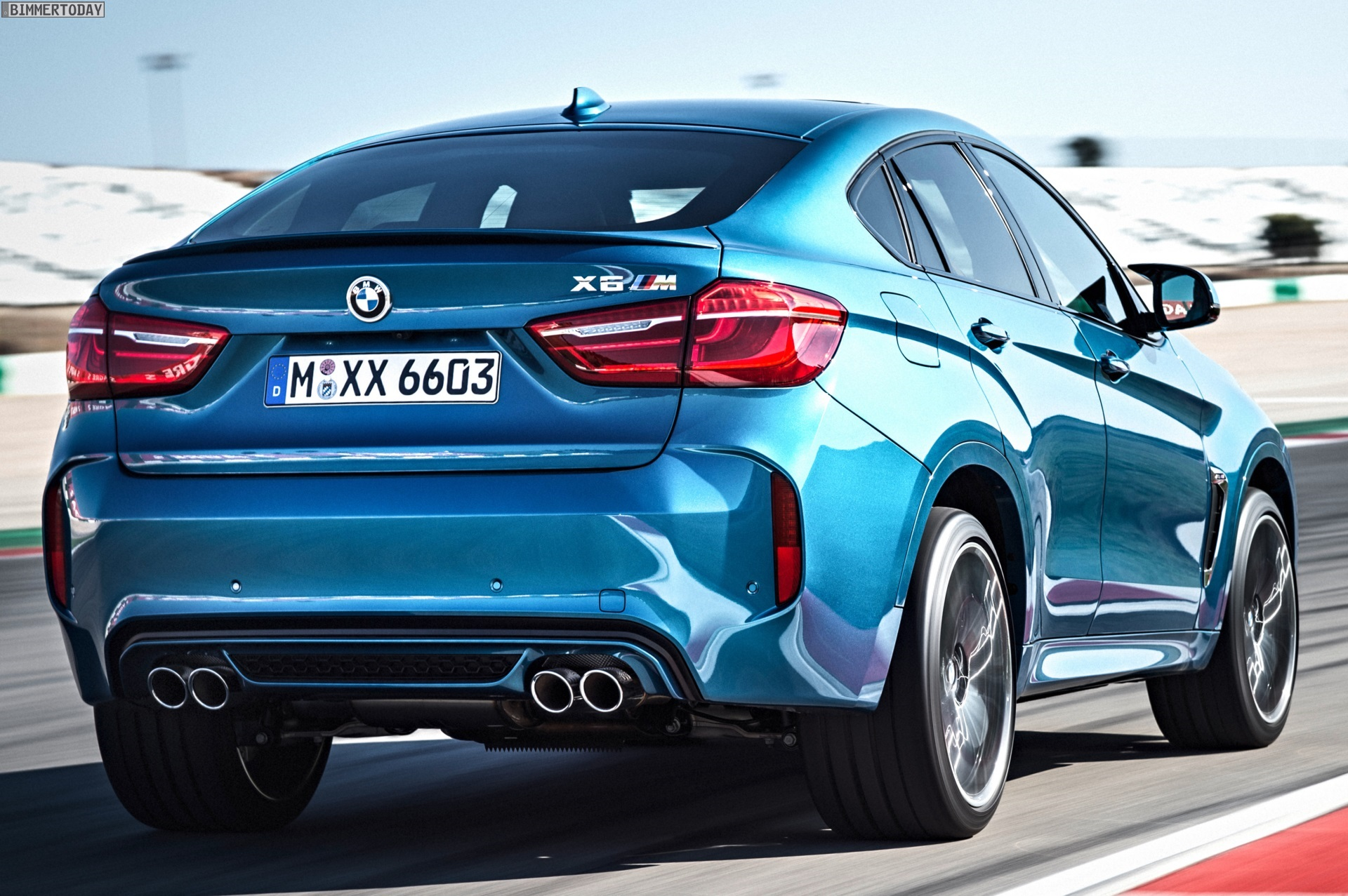 Bmw X6 M Photos Informations Articles Bestcarmag Com