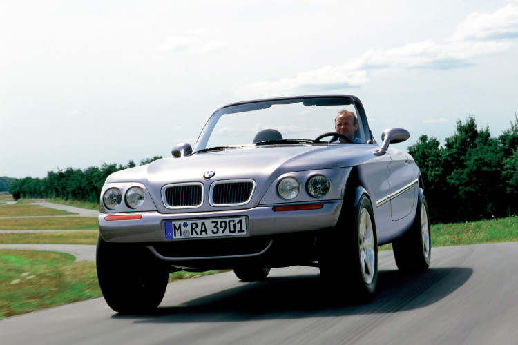 Bmw Z18 Photos Informations Articles Bestcarmag