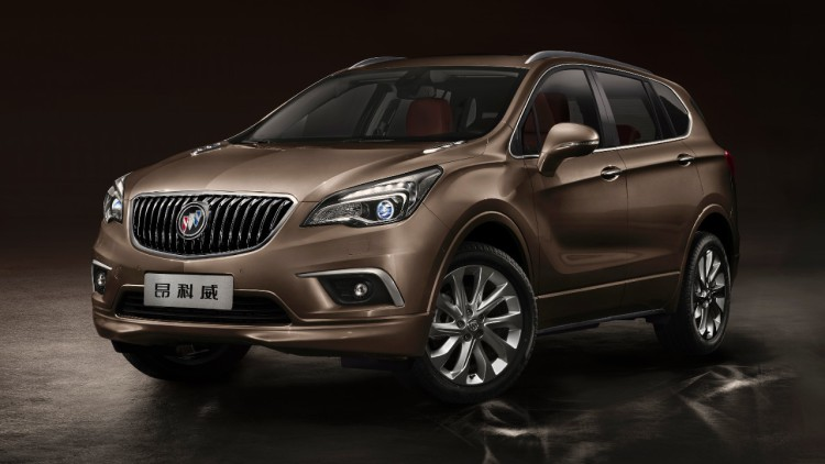 Buick Envision #28