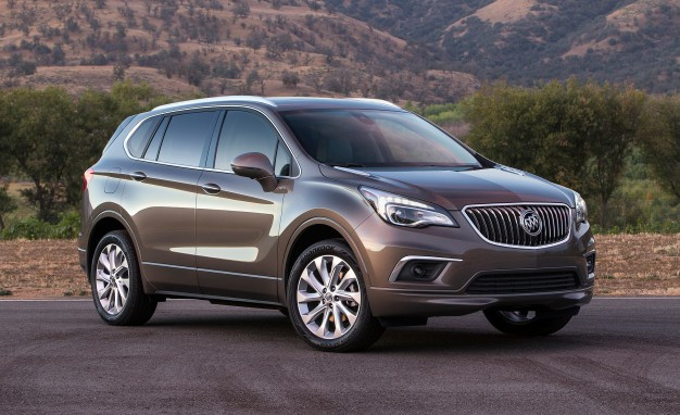 Buick Envision #20