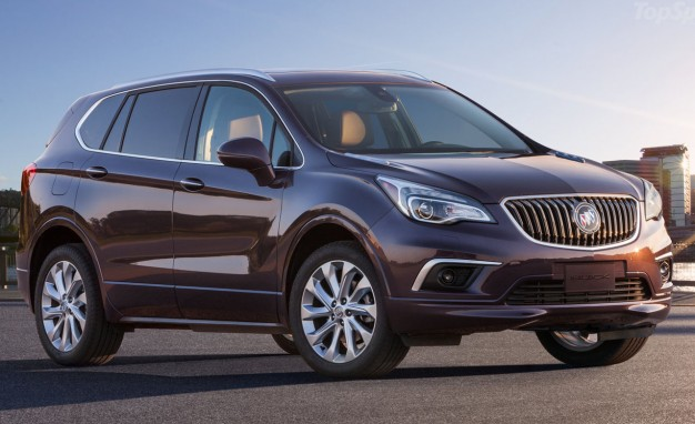 Buick Envision #21