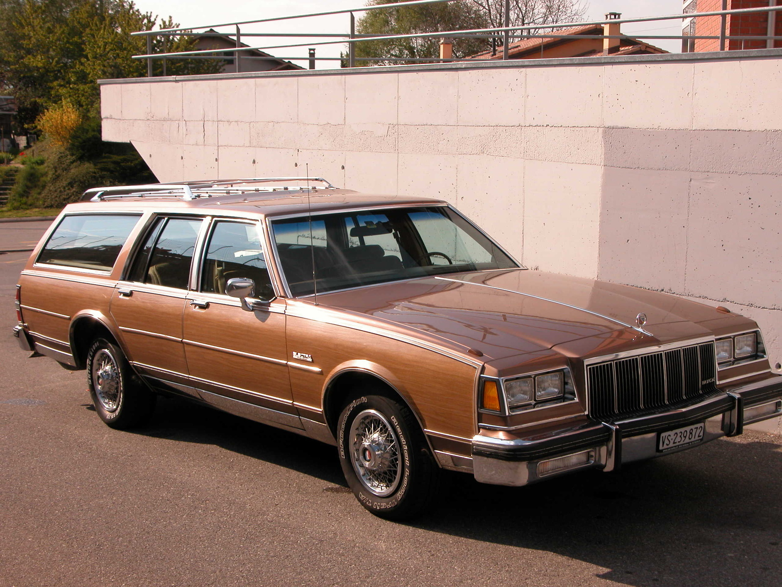 Buick Estate Wagon #16
