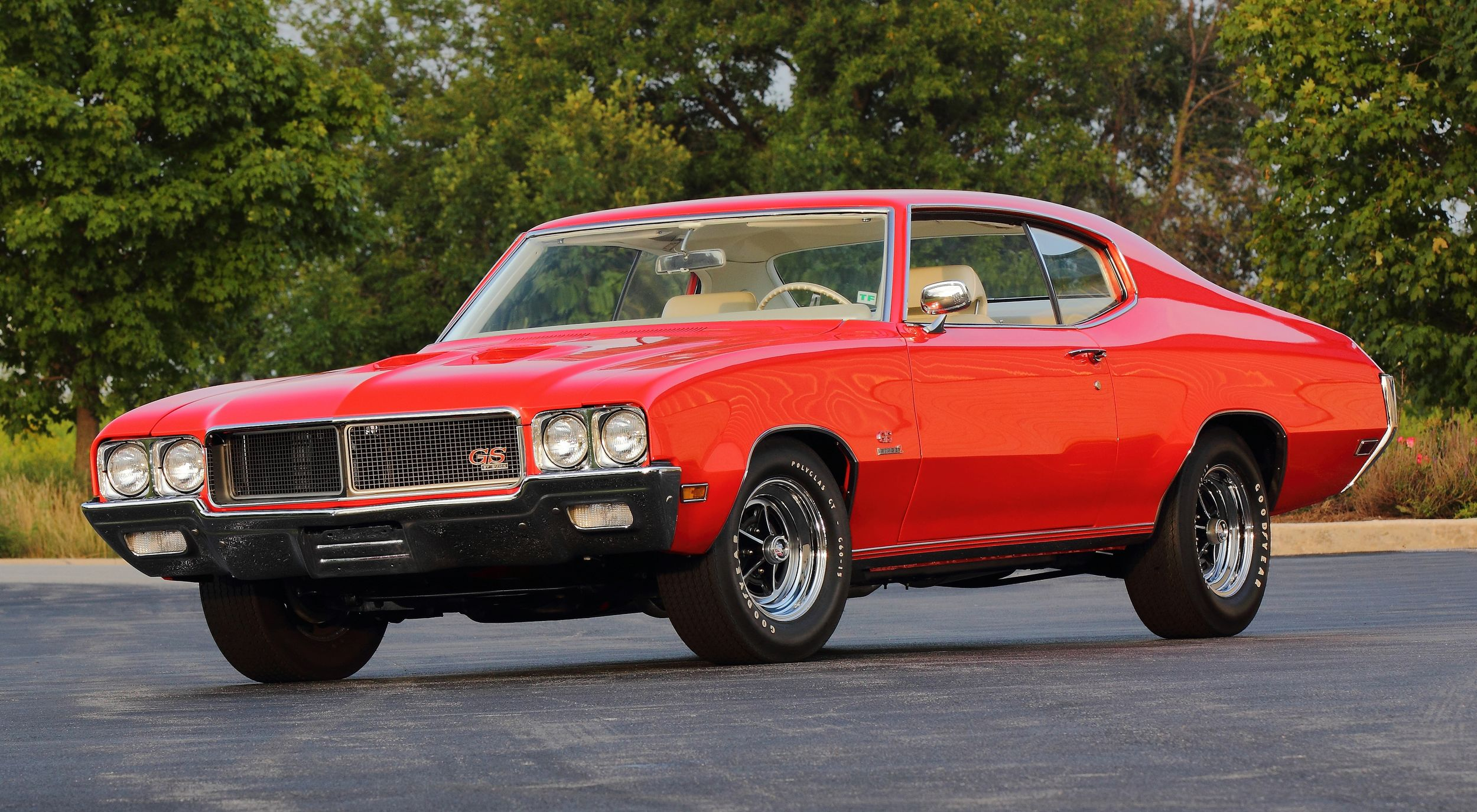Buick GS #19