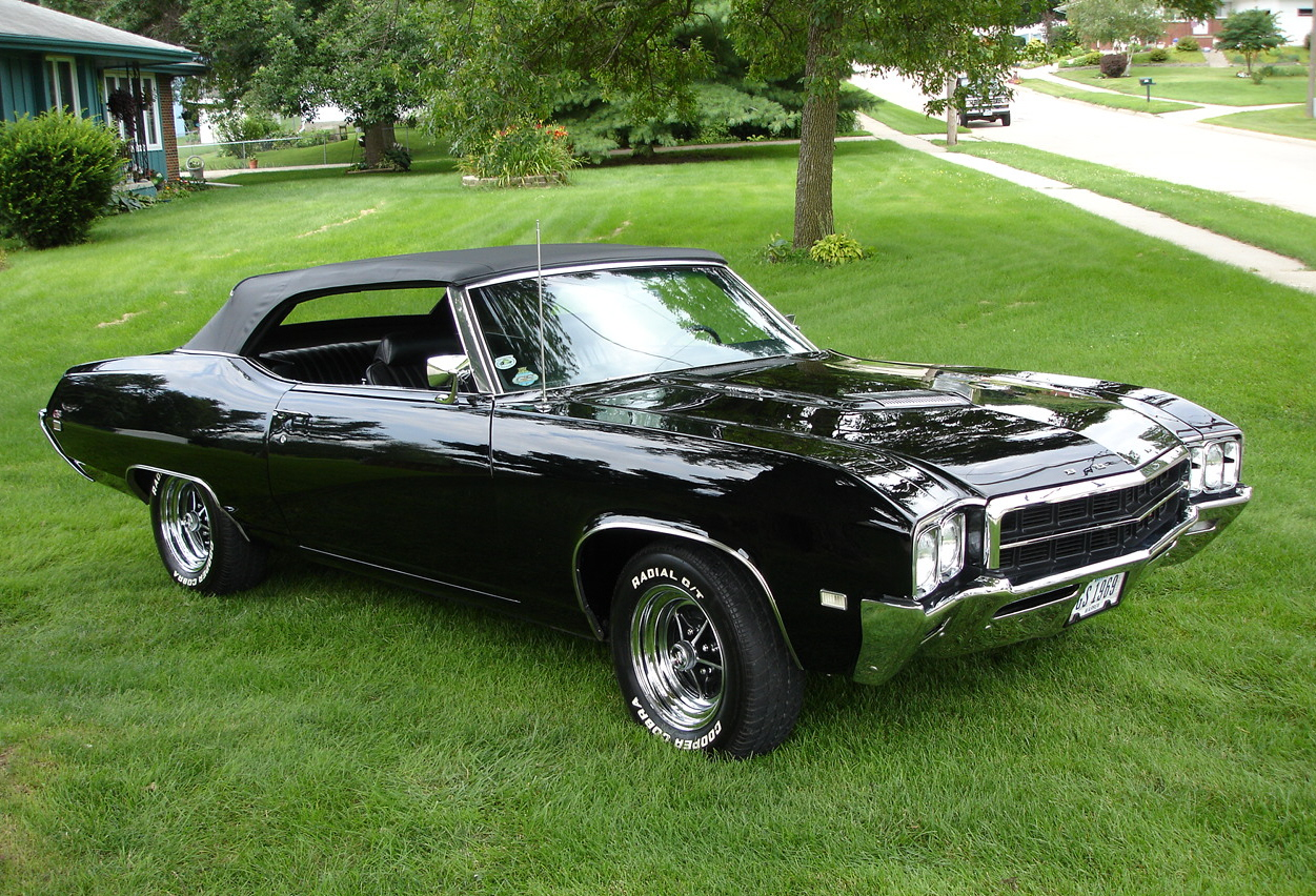 Buick GS #21
