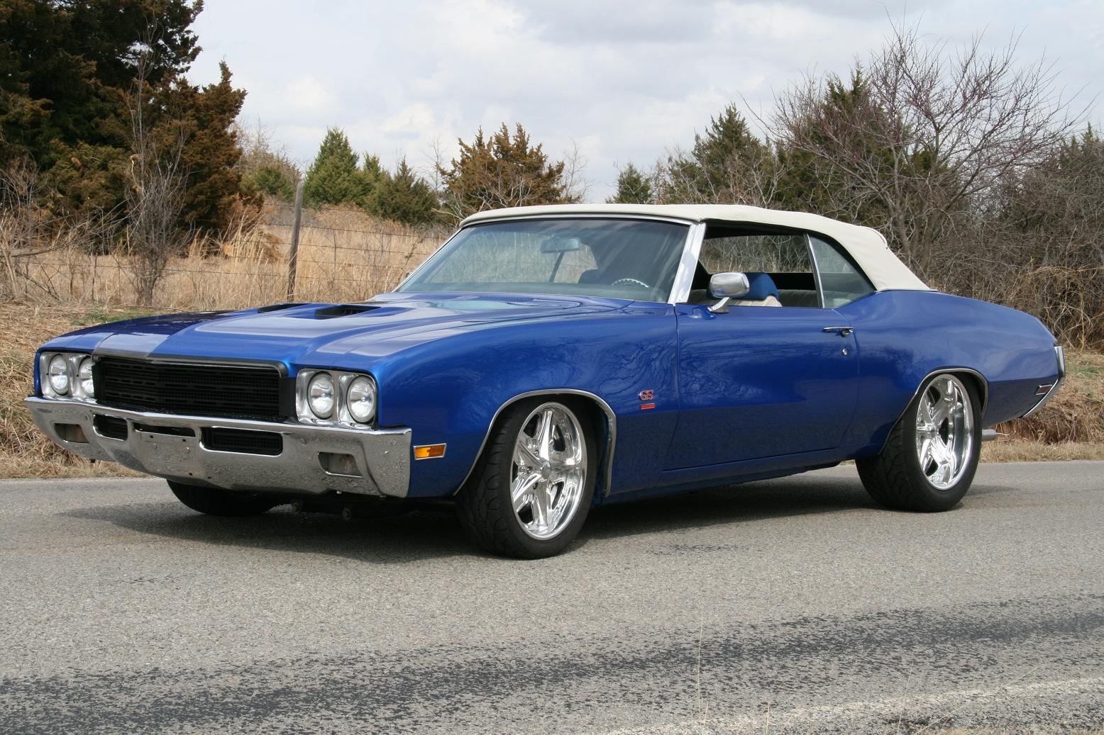 Buick GS #28