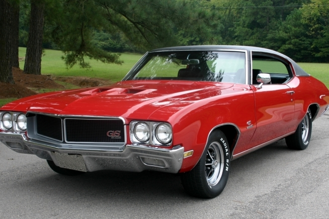 Buick GS #23