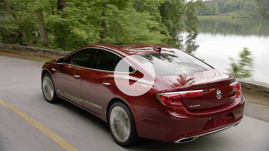 Buick Lacrosse Photos Informations Articles Bestcarmag