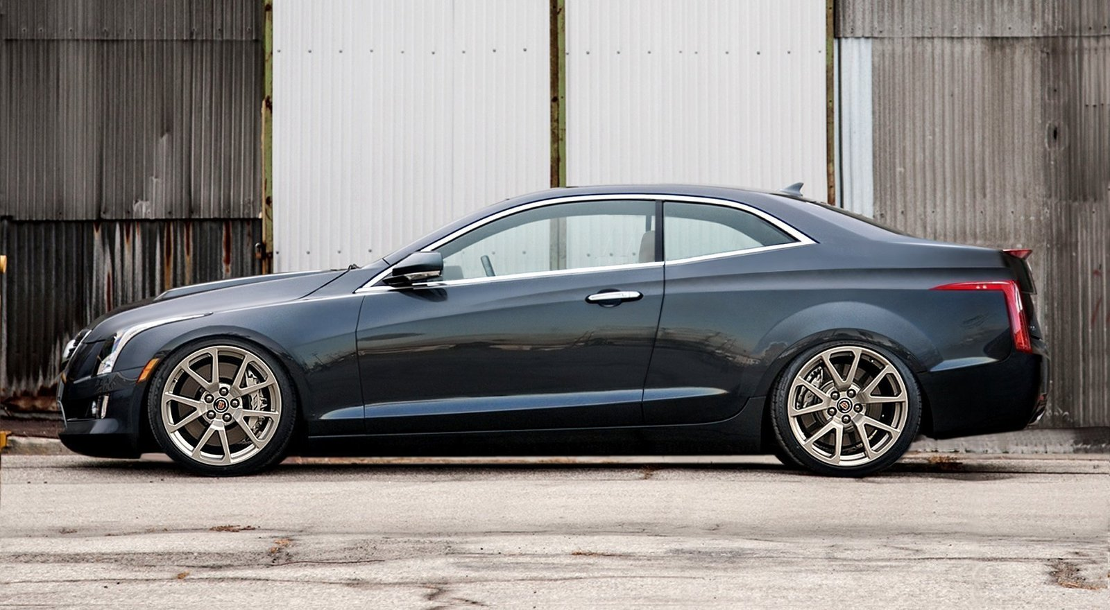 Cadillac Ats Coupe Photos Informations Articles Bestcarmag Com