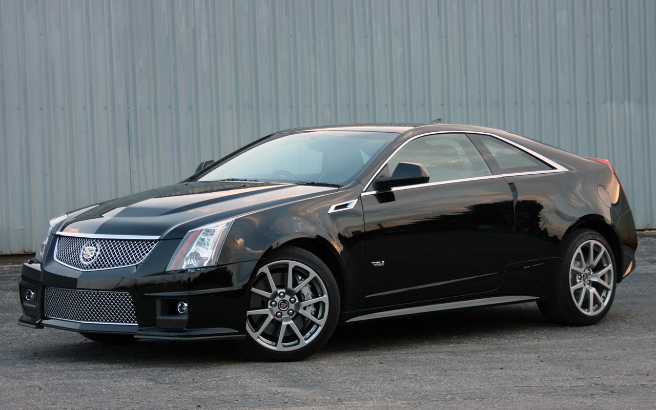 Cadillac Cts Coupe #21