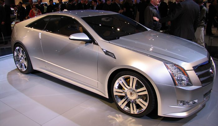 Cadillac Cts Coupe #24