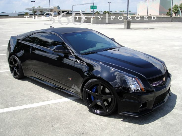 Cadillac Cts Coupe #23