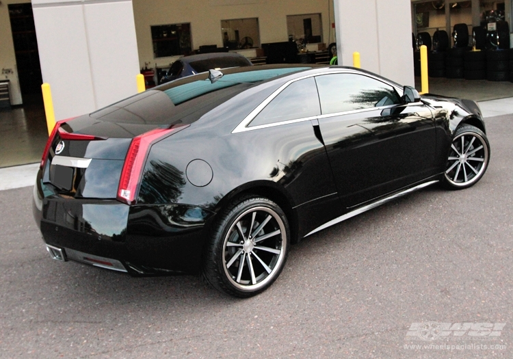 Cadillac Cts Coupe #22