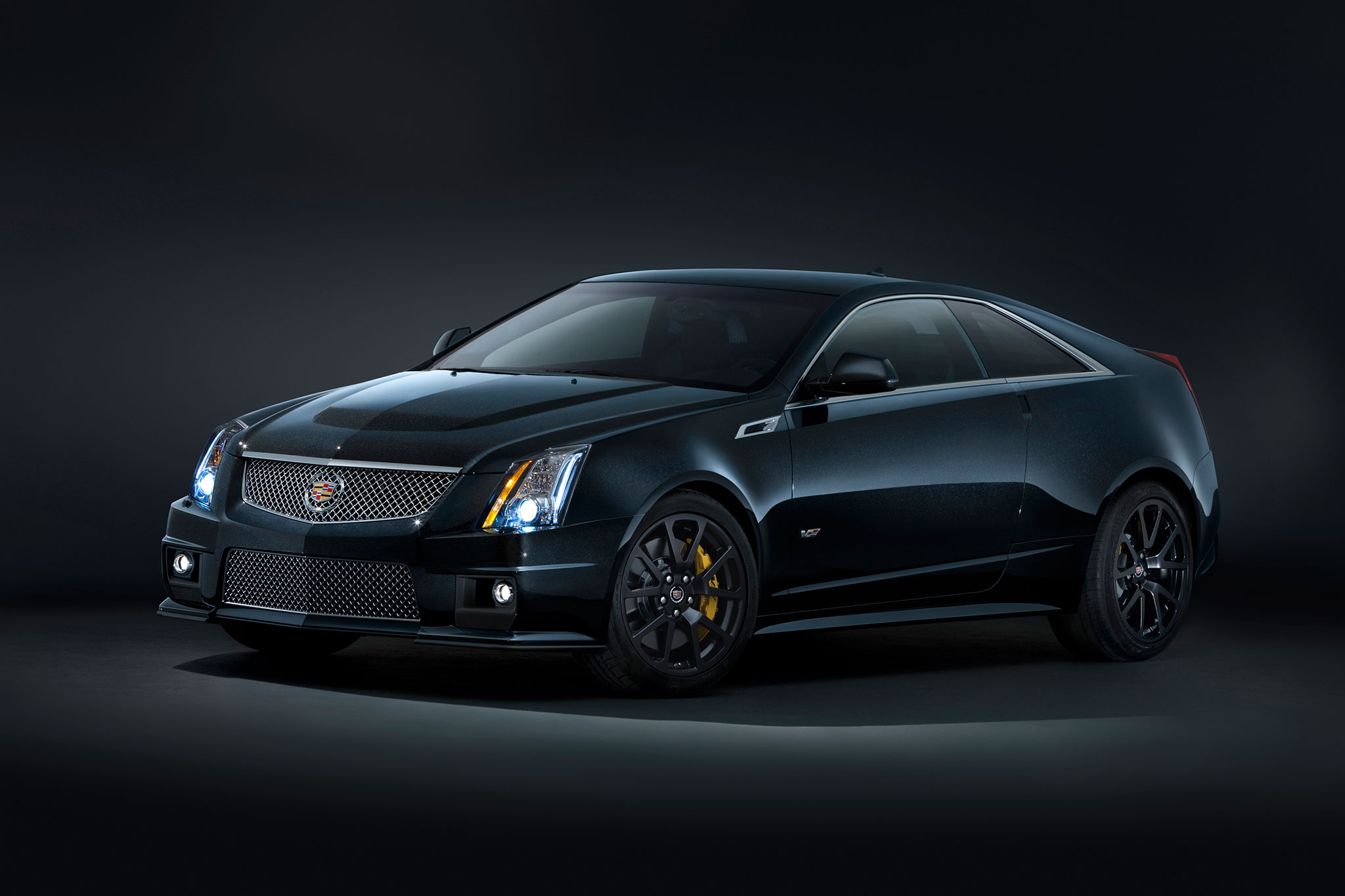 Cadillac Cts-v Coupe #22