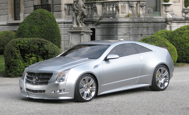 Cadillac Cts V Coupe Photos Informations Articles Bestcarmag Com