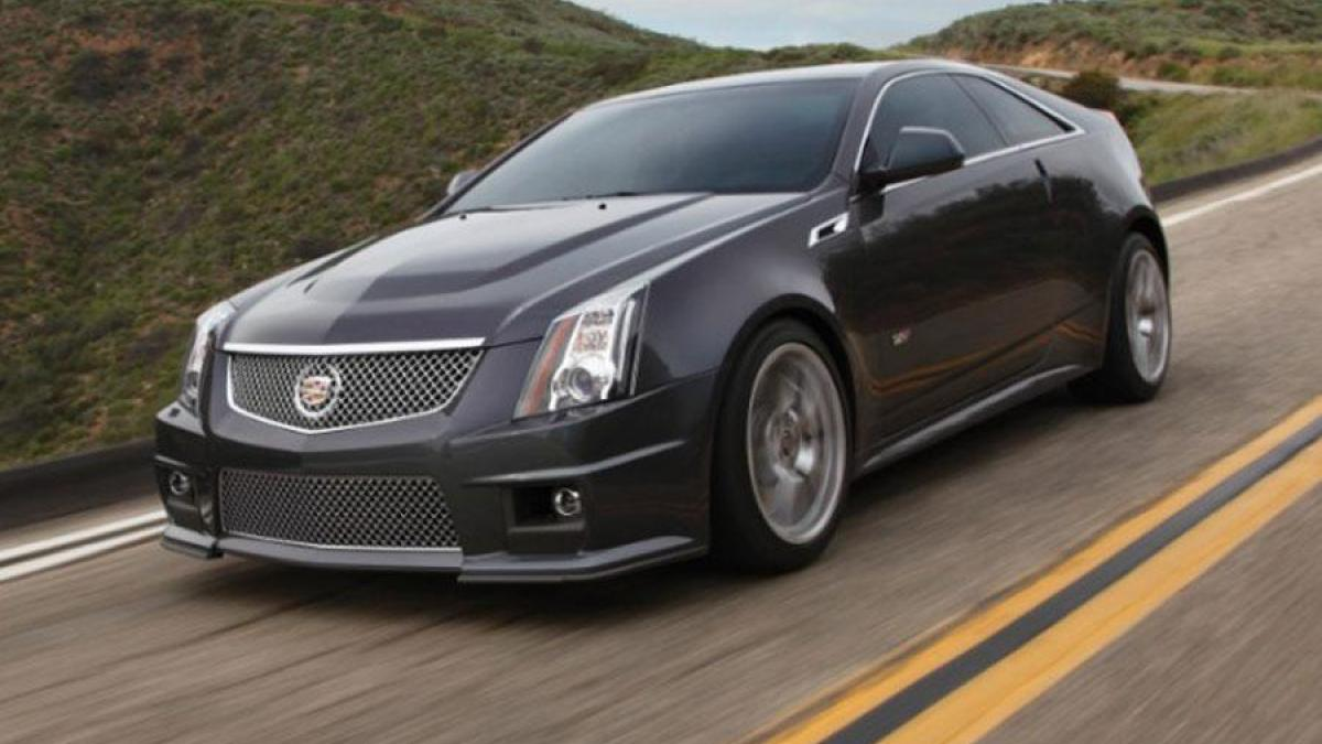 Cadillac Cts-v Coupe #24