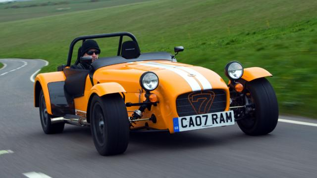 Caterham Super 7 #17