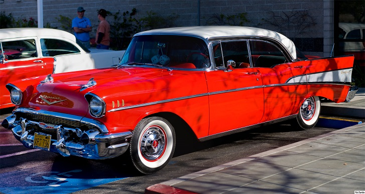 Chevrolet Bel Air #16