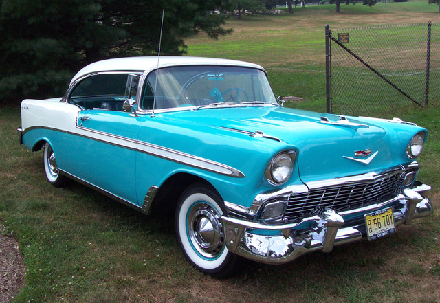 Chevrolet Bel Air #18