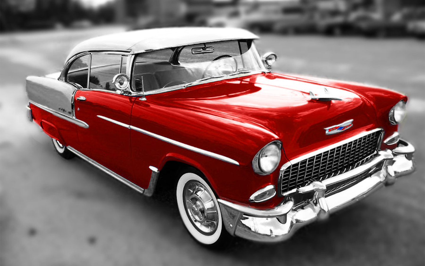Chevrolet Bel Air #21