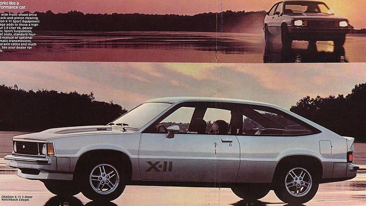 Chevrolet Citation #19