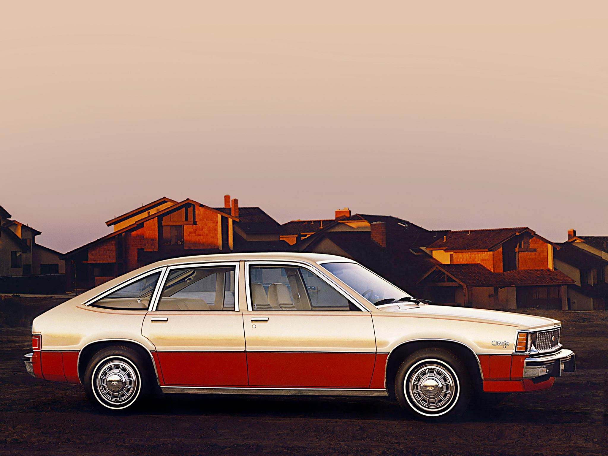 Chevrolet Citation #22