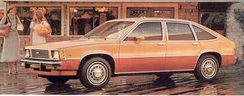 Chevrolet Citation #21
