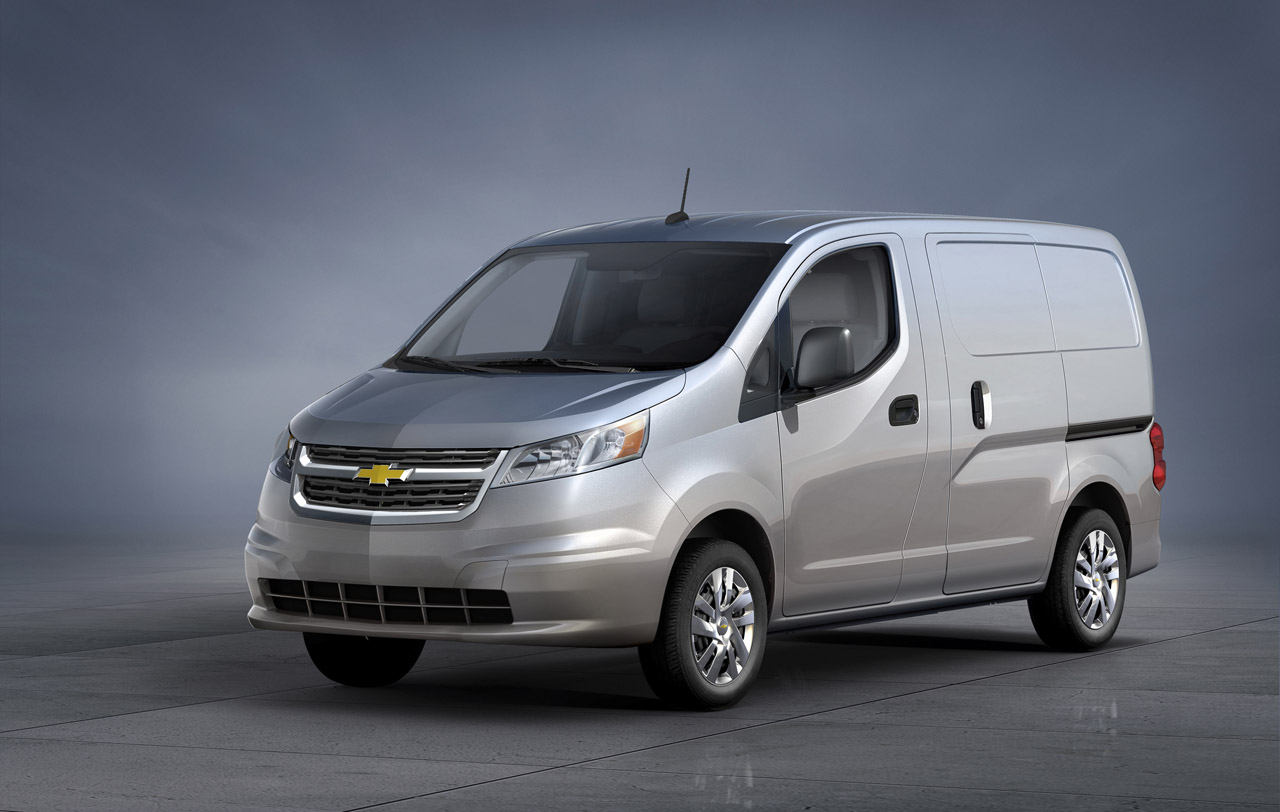 Chevrolet City Express #20
