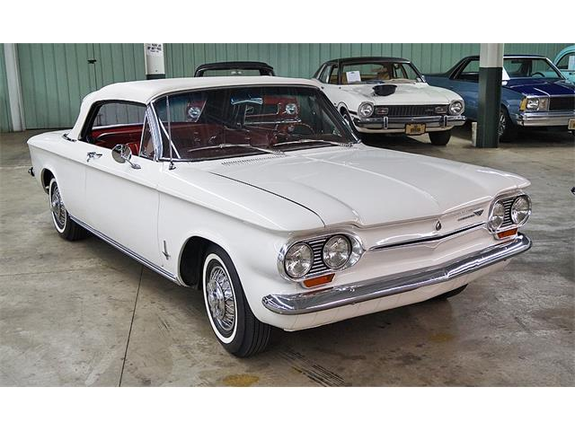 Chevrolet Corvair #21