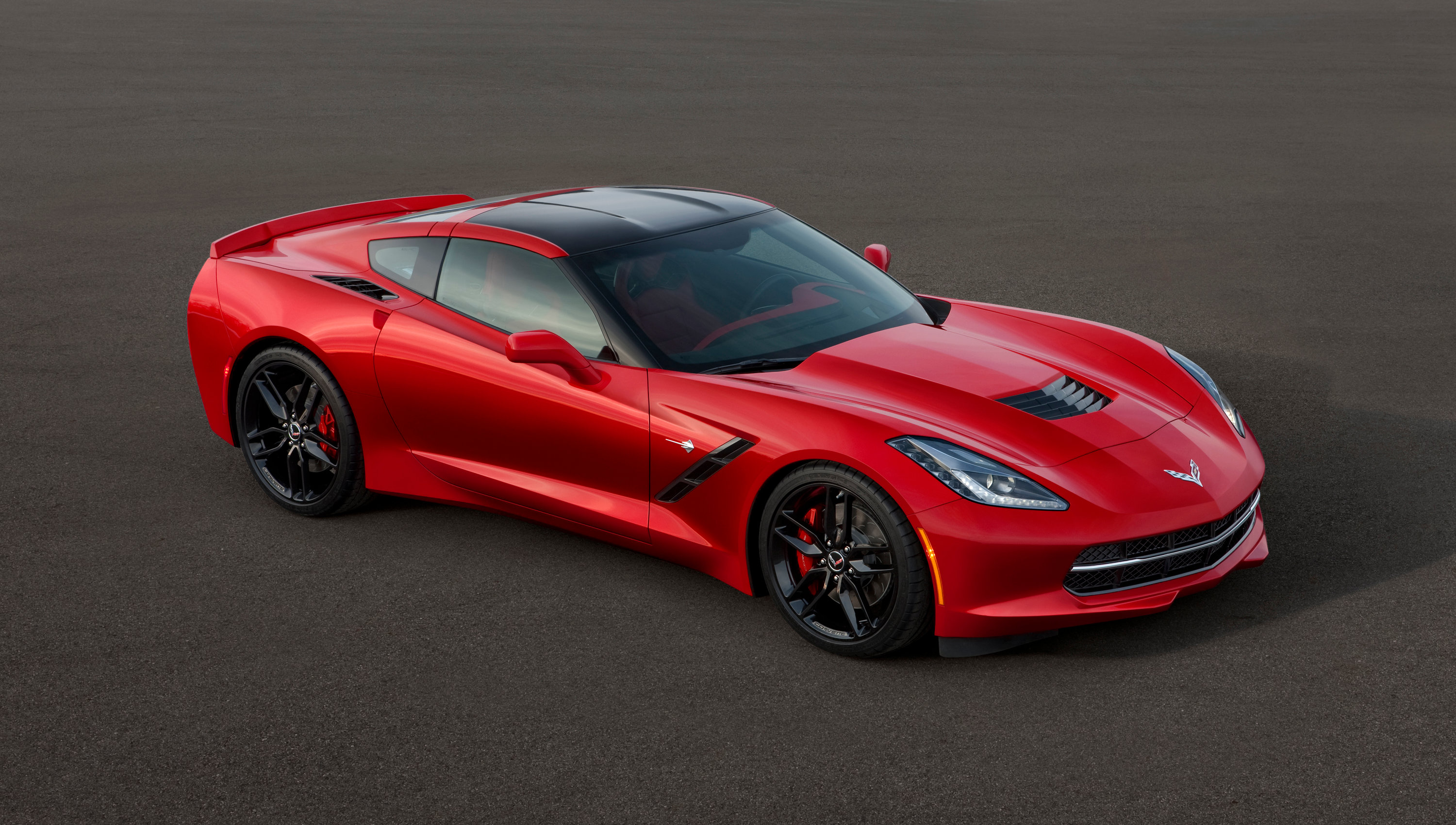 Chevrolet Corvette Stingray #21