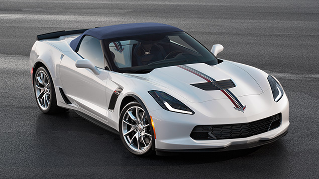 Chevrolet Corvette Stingray #19
