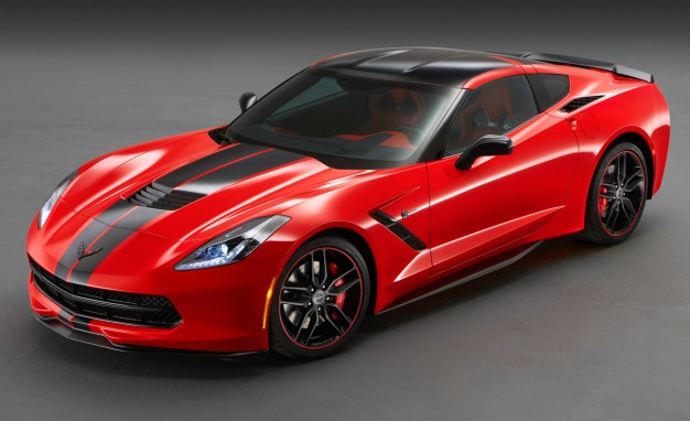 Chevrolet Corvette Stingray #22