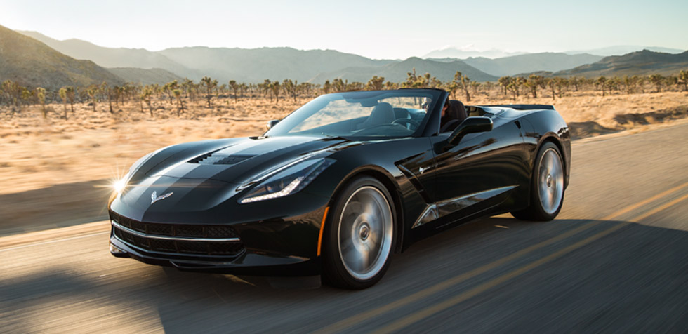 Chevrolet Corvette Stingray #17