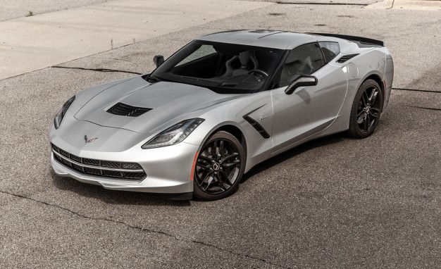 Chevrolet Corvette Stingray #18