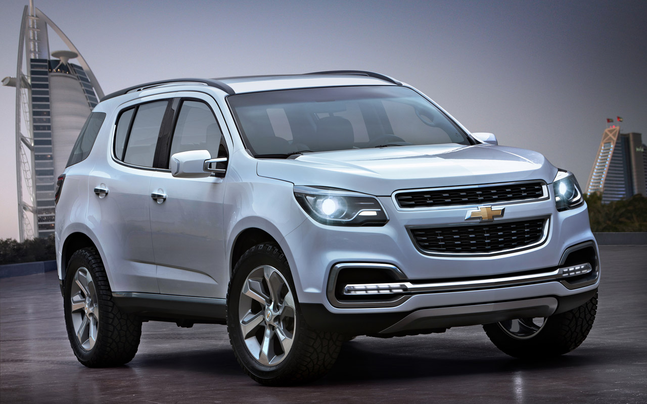 Chevrolet Trailblazer #20